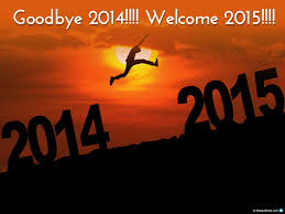 Dear 2014, Thank You & Good Bye