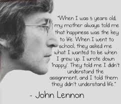 mindful monday john lennon
