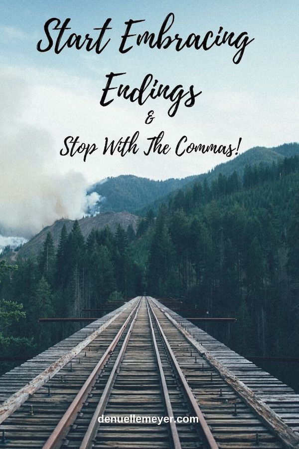 Are you scared or uncomfortable with endings? Do you add a comma when you know in your soul there should be a period? You are not alone, endings are hard to accept. I am here to help you through and provide tips and tricks to help you move on. Click through to learn more! Do Well, Be Well, Live Well, The Weekly Well- Weekly inspiration to live YOUR best life. Pin now, read later!! #endings #movingon #stressrelief #anxiety #lifegoals #liveyourdream