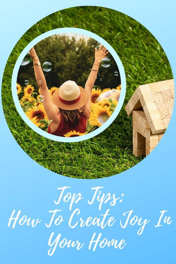 Take my challenge this week and learn how to create joy in your home. Click through to learn more :) Pin now, read later! Do Well, Be Well, Live Well, The Weekly Well- Weekly inspiration to live YOUR best life! #joy #stressfree #anxiety #behappy #doyou #happyhome #home