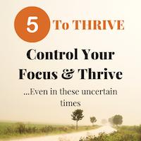 Contril Your Focus