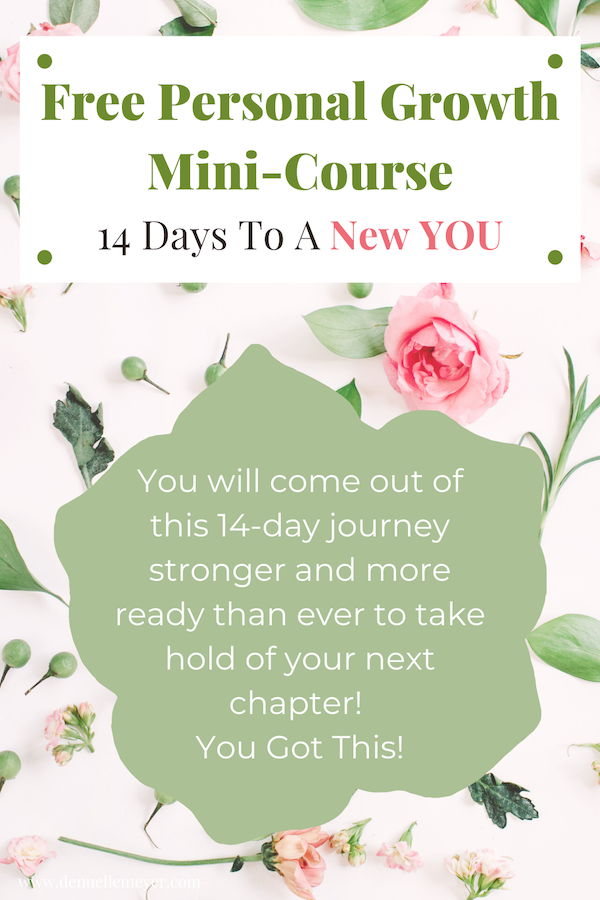 I've designed this Mini-Course to help you with your Personal Growth. I want to shine a light on where you are now, help you visualize where you want to be, and coach you along the way. Use this crazy time to do something transformational for YOU. Click through to start this free course today (w/downloadable PDF)! #stressrelief #selfcareathome #growth #lifecoach #fitmind #relax