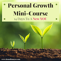Personal Growth- You Got This!