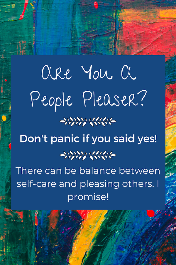 Are you a people pleaser? Now before you answer or judge if being a people pleaser is a good or bad thing, you may want to read this week's Weekly Well! I will show you there can be balance between self-care and pleasing others. I promise…it can be done! Click through to learn more. #stressrelief #lifecoach #learn #selfcare #grow